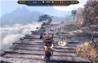 飞机队VS心雨队(PS4)