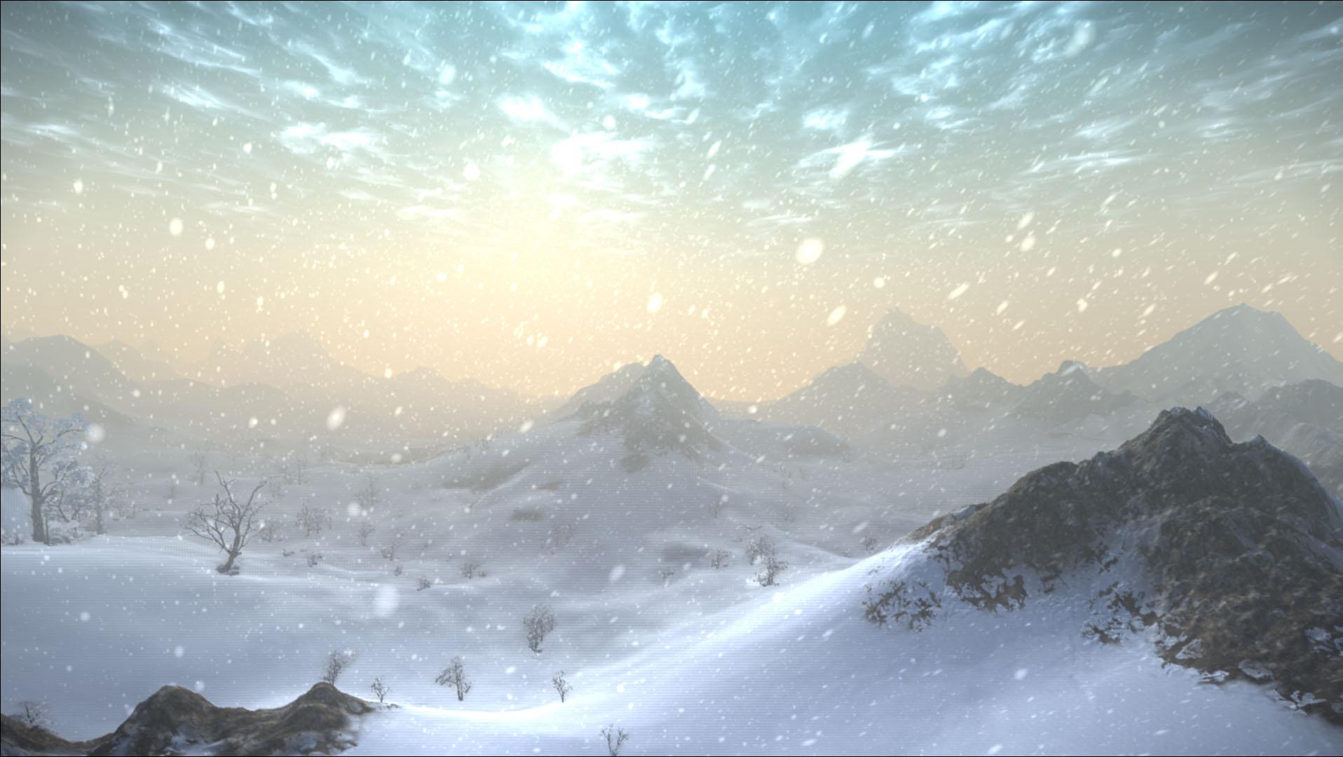北原雪山1