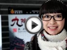 武林大会全国擂台赛北京站选手采访花絮2