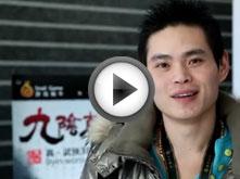 武林大会全国擂台赛北京站选手采访花絮6