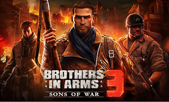 《兄弟连3:战争之子》真实再现二战战争实景