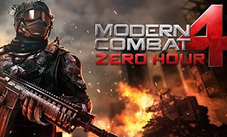 《现代战争4:决战时刻》 真实无比的现场枪战