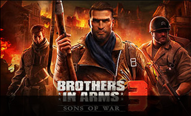 《兄弟连3:战争之子》 真实再现二战战争实景