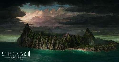 天堂2血盟手游游戏背景:第一章 创世