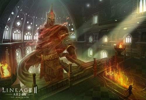 天堂2血盟手游游戏资料:世界的起源