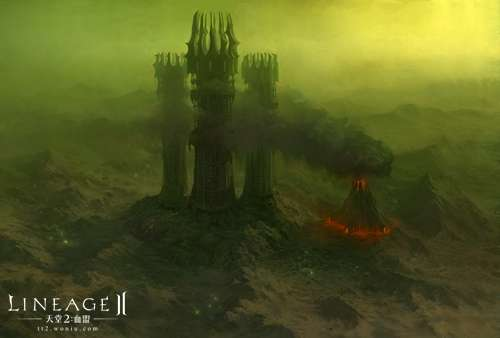 天堂2血盟手游游戏背景:第四节 怀疑