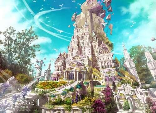 天堂2血盟手游背景故事:第二节 诞生